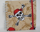 Caderno Quadrado - Piratas do Caribe