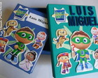 �lbum De Fotos E Caixa - Super Why