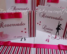 Reservados Fashions convites