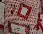 Caderno Decorado da Minnie
