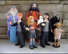 Turma Harry Potter - festa infantil