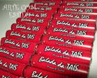 Baton Personalizado - Balada