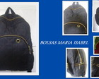 MOCHILA JEANS FRETE GRTIS