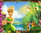 Retrospectiva Tema Jardim (Tinker Bell)