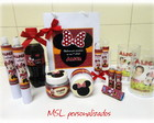 Kit festa personalizada Minnie