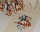 SONIC - Eco Bag Infantil