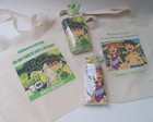 Ecobag Grande - Ben 10 e Gwen