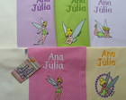 Kit Lanche TINKER BELL 5 guardanapos