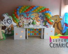 Decora��o Turma do Doki Discovery Kids