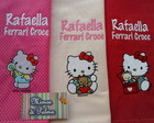 Kit Lanche HELLO KITTY 3 guardanapos