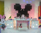 decorao clean minnie