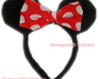 TIARA MINNIE ou MICKEY LUXO