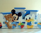 Kit Higiene Baby Mickey e Donald