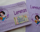 Kit Coordenado Princesas lavabos Karsten