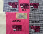 Kit Lanche MONSTER HIGH 5 guardanapos