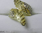 Anel Golden Wings