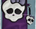 Case Monster High + Chaveiro Tablet 7""