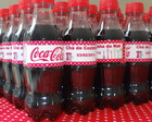 Rtulo Personalizado - Mini Coca-Cola