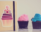 Caderneta Cupcake