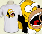 Camiseta Homer Simpson