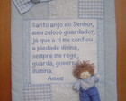 PAN COM ORAO DO SANTO ANJO- MENINO