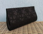 Clutch Renda Preta