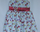 Vestido Infantil Lacinhos 3 Anos