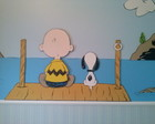 Decorao Snoopy