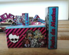 100 Chiclete Personalizado Monster High