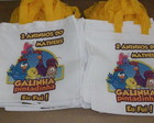Eco Bag Galinha Pintadinha