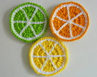Porta-copos Citrus