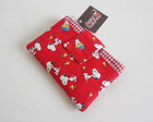 Porta Passaporte - Snoopy Red