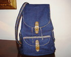 Mochila jeans