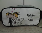 Necessaire Personalizada Casamento 1