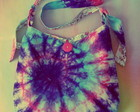 Bolsa Tie-dye