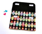 Case tablet Matrioshkas coloridas