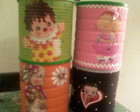 latas decoradas