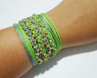 Pulseira Mix Green