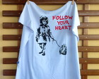 Camiset�o Canoa Follow your Heart