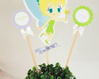Centro De Mesa  Tinkerbell