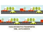 FAIXA ADESIVA DECORATIVA TRANSPORTES 2