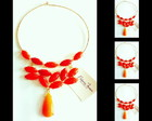 Maxi Colar Coral