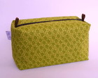 Necessaire box - floral verde