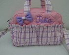 BOLSA M LILS E ROSA PERSONALIZADA