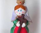 Boneca SANTA HELENA