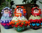 MAM�ES MATRIOSHKAS