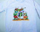 Camiseta Infantil Cigarra