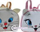 Mochila Gatinha Marie