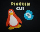 Camiseta club penguin - modelo 80