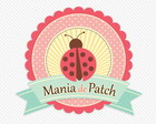 Logo  - Mania de Patch